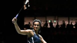 PV Sindhu , Badminton