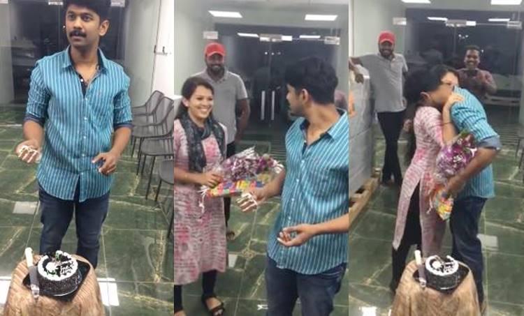 birthday surprise, ie malayalam