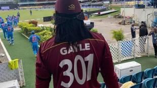 Chris Gayle, ക്രിസ് ഗെയ്ൽ, Chris Gayle Retirement, ക്രിസ് ഗെയിൽ വിരമിക്കുന്നു, INdia West Indies 3rd ODI, ഇന്ത്യ വെസ്റ്റ് ഇൻഡീസ് അവസാന ഏകദിനം, Cricket, ക്രിക്കറ്റ്, IE Malayalam, ഐഇ മലയാളം