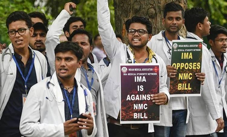 Medical Commission Bill, മെഡിക്കല് കമ്മീഷന് ബില്, IMA,ഐഎംഎ, Rajyasbha, IMA Protest, ie malayalam, ഐഇ മലയാളം
