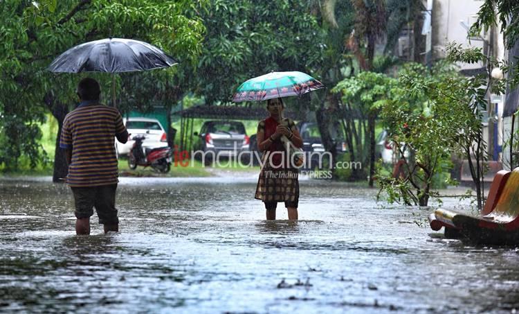 mumbai rain, ie malayalam