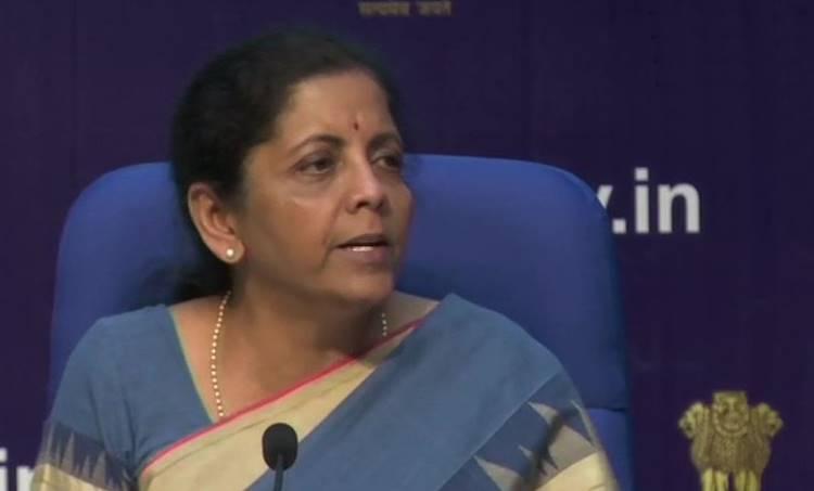 nirmala sitharaman, economic survey