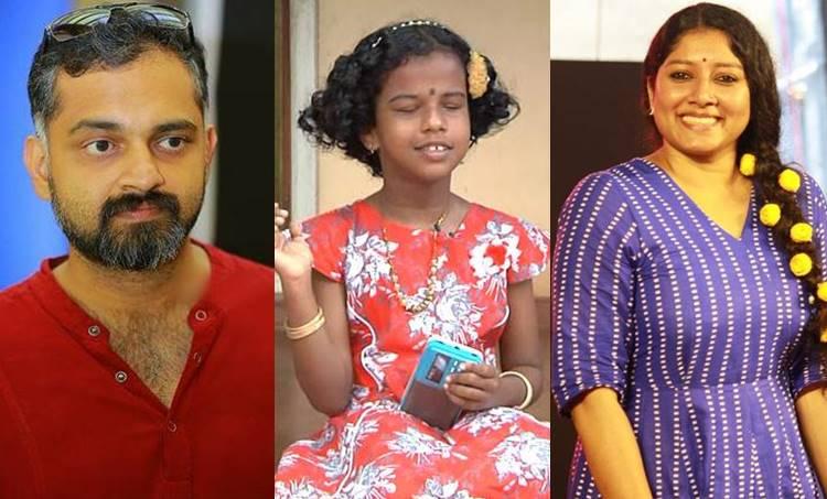 Ananya, അനന്യ, bijibal, ബിജിബാൽ, jayasurya, ജയസൂര്യ, anumol, അനുമോൾ, ananya to sing in movie, അനന്യ സിനിമയിൽ പാടും, Viral Video, വെെറൽ വീഡിയോ, Social media, സോഷ്യൽ മീഡിയ, Blind Girl Singing, കാഴ്ച ശക്തിയില്ലാത്ത അനന്യ പാടുന്നു, IE Malayalam, ഐഇ മലയാളം