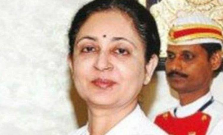 Justice Tahiramani Supreme Court Collegium