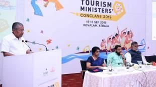 tourism, ടൂറിസം, Tourism Ministers Conclave, ടൂറിസം മന്ത്രിമാർ, GST, ജിഎസ്ടി, pinarayi vijayan, പിണറായി വിജയൻ, foriegn tourists, kerala news, news malayalam, ie malayalam, ഐഇ മലയാളം
