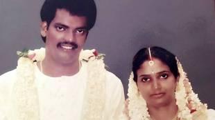 Salim Kumar, സലിം കുമാർ, Salim Kumar wedding anniversary, Salim kumar wedding photo, Wedding Anniversary, Indian Express Malayalam, IE Malayalam, ഇന്ത്യൻ എക്സ്പ്രസ് മലയാളം
