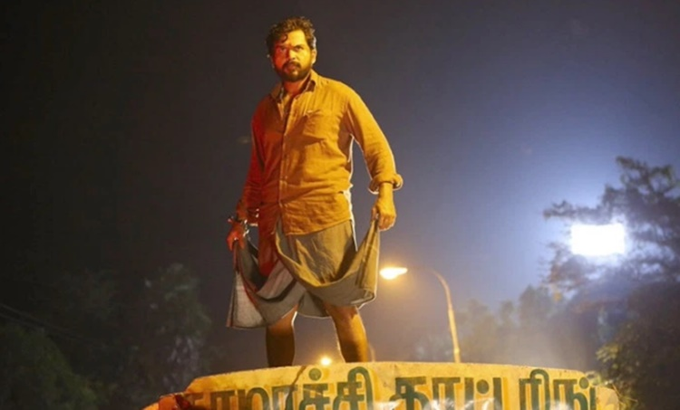 kaithi, tamilrockers, tamilrockers 2019, kaithi tamil movie, Kaithi movie review: The characters in this Karthi starrer are in a constant fight-or-flight mode. Lokesh forces them to choose between pain and pride. Surrender or resist.കൈയ്യടി നേടി കാര്‍ത്തി: 'കൈദി' റിവ്യൂ കാര്‍ത്തി, കൈദി, kaithi movie review, kaithi review, kaithi, lokesh kanagaraj, kathi, narain, lokesh kanagaraj kaithi, kaithi star rating, kaithi cast, kaithi release, indian express kaithi review,kaithi tamil movie leak, tamilrockers website, Kaithi movie download, kaithi full movie online, kaithi movie download online, kaithi full movie downlond, tamilrockers.com, kaithi movie leak, Kaithi movie download tamilrockers, Kaithi movie download, chennai news, chennai latest