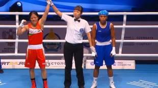 Mary Kom, Women's World Championship, ie malayalam