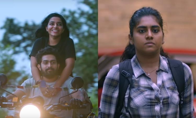 Rajisha Vijayan,രജിഷ വിജയന്, Nimisha Sajayan,നിമിഷ സജയന്, Vidhu Vincent,വിധു വിന്സന്റ്, Stand Up, Stand Up Movie, ie malayalam,