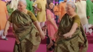 Tiktok viral video, grand mother garba dance, garba dance steps, garba dance video, ടിക്ടോക് വീഡിയോ, ഗർഭ ഡാൻസ്, നവരാത്രി, Navaratri, IE Malayalam, Tiktok trending video, Indian express Malayalam