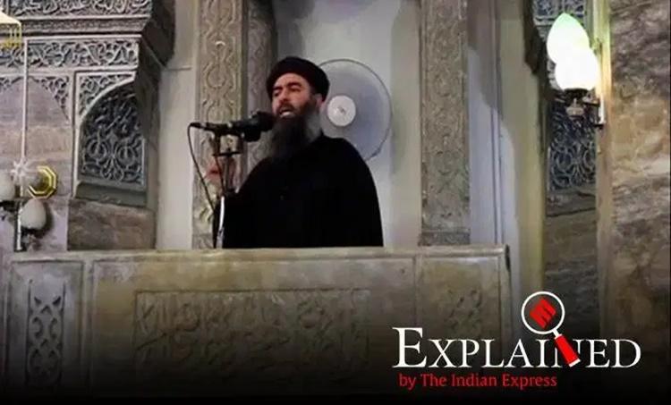abu bakr al-baghdadi, who is abu bakr al-baghdadi, baghdad' dead, donald trump announcement, islamic state, isis chief dead, isis, explained news, indian express, അബുബക്കര് അല്-ബാഗ്ദാദി