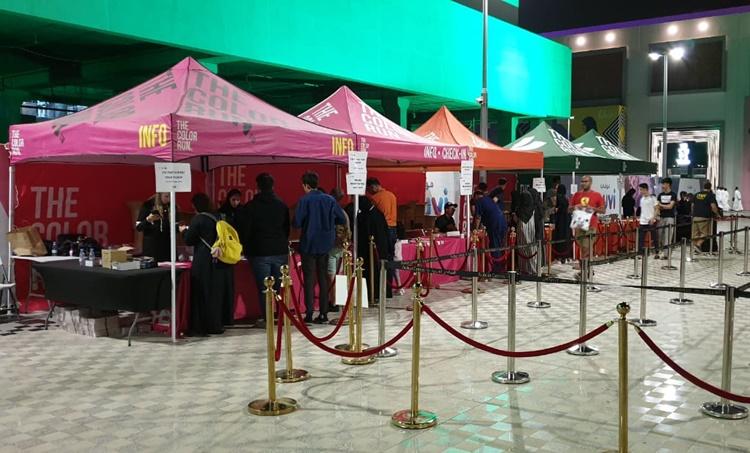 riyadh colour run,റിയാദ് കളര് റണ്, riyadh colour run registration, റിയാദ് കളര് റണ് റജിസ്ട്രേഷന്, registration fee, റജിസ്ട്രേഷന് ഫീസ്, riyadh season festival,റിയാദ് സീസണ്' ആഘോഷം, riyadh boulevard square,ബോളിവാര്ഡ് സ്ക്വയർ