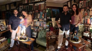 Kareena, Saif, കരീന, സെയ്ഫ് അലി ഖാൻ, saif kareena, Kareena Kapoor, Saif Ali khan, saif kareena wedding anniversary, saif kareena wedding anniversary inside photos, taimur, taimur saif kareena, karisma kapoor, saif kareena 7th wedding anniversary