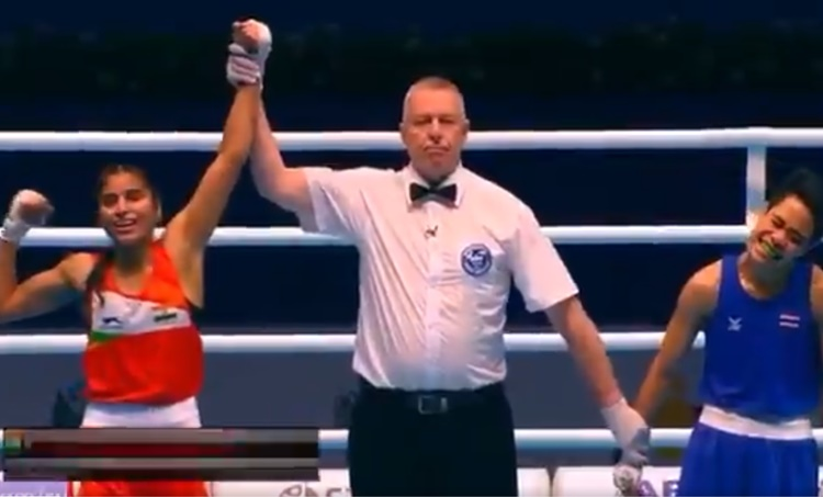 Manju Rani, മഞ്ജു റാണി,Boxing World Championship, ബോക്സിങ് ചാംപ്യന്ഷിപ്പ്,Indian Boxer Manju Rani, Boxing, Boxing Championship, ie malayalam,