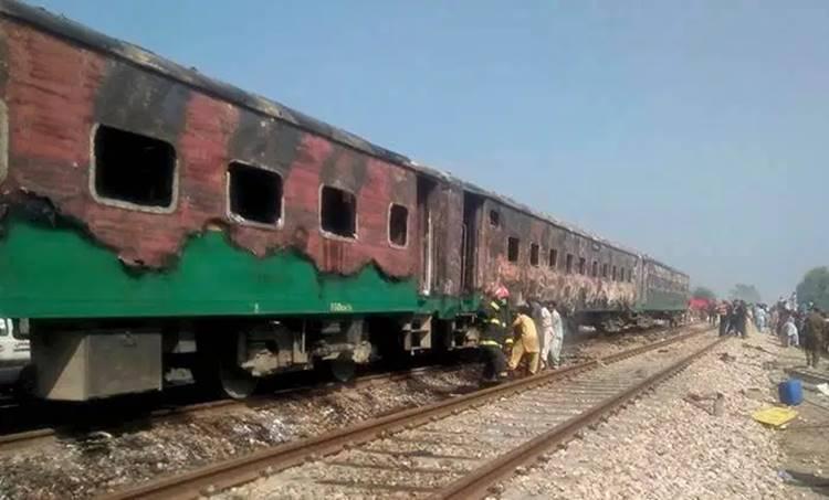 pakistan rain, pakistan train fire, ie malayalam