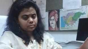 Prajna Patil, പ്രഞ്ജാൽ പാട്ടീൽ, visually challenged IAS officer, Prajna Patil age, Prajna patil photo, thiruvanathapuram Assistant collector, Trivandrum Assistant collector