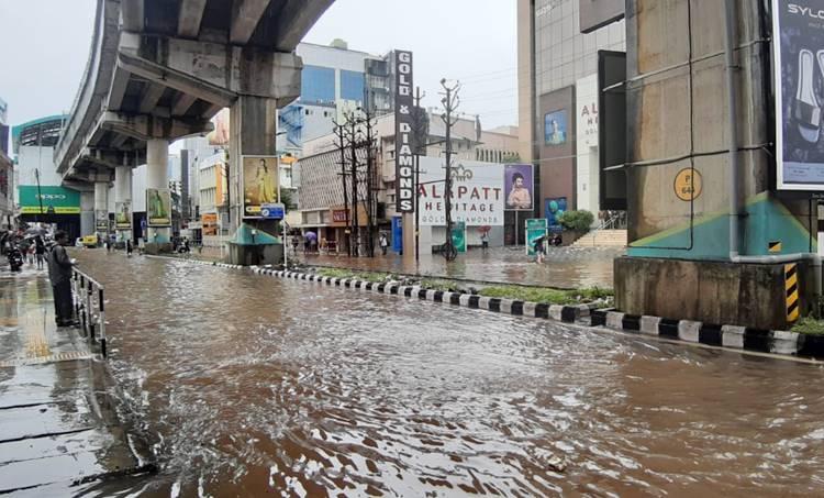 kochi, rain, ie malayalam