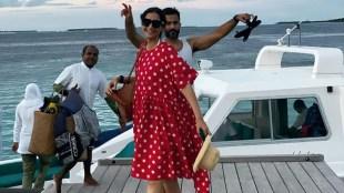 Sonam Kapoor, സോനം കപൂർ, ആനന്ദ് അഹൂജ, Sonam, Rhea Kapoor, Anand Ahuja, Anand Ahuja sonam kapoor, sonam Maldives family vacation, sonam rhea Maldives family vacation photos, Karan Boolani, Karan Boolani rhea