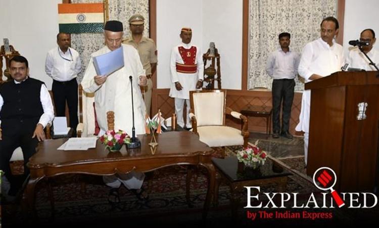 Ajit Pawar, അജിത് പവാര്, Ajit Pawar NCP, അജിത് പവാര് എന്സിപി, Who is Ajit Pawar, ആരാണ് അജിത് പവാര്,Maharashtra deputy CM, മഹാരാഷ്ട്ര ഉപമുഖ്യമന്ത്രി,Maharashtra government formation,മഹാരാഷ്ട്ര സർക്കാർ രൂപീകരണം, Sharad Pawar,ശരദ്പവാർ, Latest news,ലേറ്റസ്റ്റ് ന്യൂസ്, IE Malayalam, ഐഇ മലയാളം
