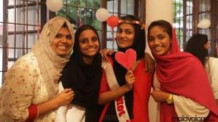 Maharajas College, മഹാരാജാസ് കോളേജ്, Bridal Shower, ബ്രൈഡൽ ഷവർ, students, വിദ്യാർഥികൾ, wedding, വിവാഹം, iemalayalam, ഐഇ മലയാളം