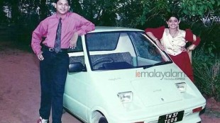 E Car, ഇലക്ട്രോണിക് കാർ, MD Jose, എം.ഡി.ജോസ്, First E Car in India, ഇന്ത്യയിലെ ആദ്യ ഇലക്ട്രിക് കാർ, E Car in Chalakudy, ഇലക്ട്രിക് കാർ ചാലക്കുടി, IE Malayalam, ഐഇ മലയാളം