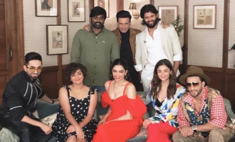 Parvathy, Alia Bhatt, Deepika-Ranveer, Vijay Sethupathi, Vijay Deverakonda, Ayushmann Khurrana, Vijay Devarakonda, Vijay Sethupathi, Manoj Bajpai