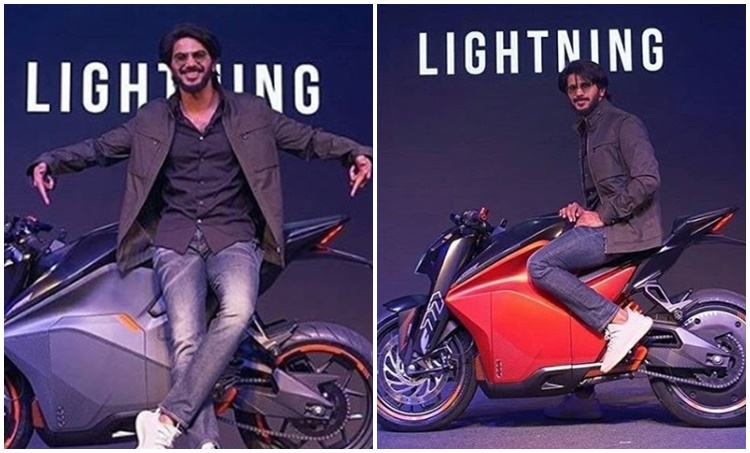 Ultraviolette F77, Electric Bike, Dulquer Salmaan, അൾട്രവയലറ്റ് F77, ദുൽഖർ സൽമാൻ, ie malayalam, ഐഇ മലയാളം