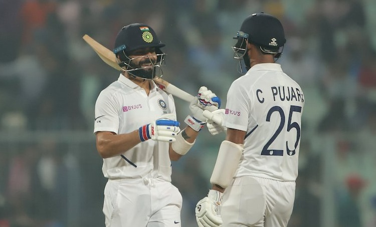 India vs Bangladesh, ഇന്ത്യ - ബംഗ്ലാദേശ്, pInk ball test, live score, india take lead, ലൈവ്, പിങ്ക് ബോൾ ടെസ്റ്റ്, cricket news, ക്രിക്കറ്റ് വാർത്ത, ie malayalam, ഐഇ മലയാളം