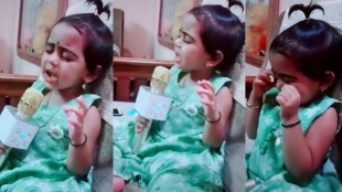 Baby girl singing Kannana Kanne song, Viral video, കണ്ണാന കണ്ണേ, Kannana Kanne song, Kannana Kanne song viswasam, Viswasam movie song