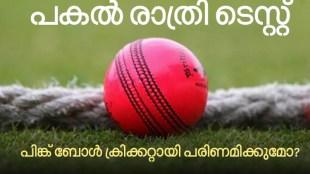 pink ball, eden garden test match, india vs bangladesh, pink ball cricket, ie Malayalam