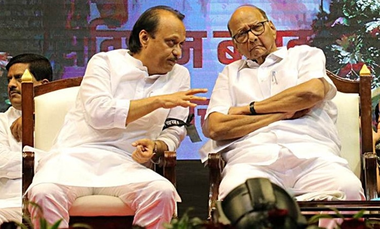 Ajit pawar, ajit pawar twitter, സുപ്രിയ സുലെ, sharad pawar, ശരദ് പവാർ, അജിത് പവാർ, Maharashtra Political Crisis, മഹാരാഷ്ട്ര രാഷ്ട്രീയ പ്രതിസന്ധി, Maharashtra Issue in Supreme Court, മഹാരാഷ്ട്ര വിഷയം സുപ്രീം കോടതിയിൽ, Maharashtra, മഹാരാഷ്ട്ര, BJP, ബിജെപി, Congress, കോൺഗ്രസ്, Political Drama in Maharashtra, മഹാരാഷ്ട്രയിൽ രാഷ്ട്രീയ നാടകം, IE Malayalam , ഐഇ മലയാളം