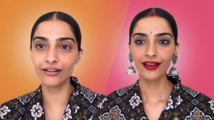 Sonam Kapoor, സോനം കപൂർ, സോനം കപൂർ വീഡിയോ, Sonam Kapoor Video, Sonam Kapoor photo, Sonam Kapoor beauty tips, Indian express Malayalam, IE Malayalam, ഇന്ത്യൻ എക്സ്പ്രസ് മലയാളം, ഐ ഇ മലയാളം