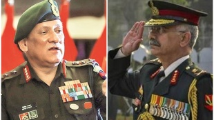 India army chief, Manoj Mukund Naravane, Who is Manoj Mukund Naravane,Bipin Rawat, Indian Army, Chief of Defence Staff, Army chief, bipin rawat retirement, Department of Military Affairs, Manoj Naravane Indian Army Chief, Bipin Rawat, Bipin Rawat Army chief last day, indian express news