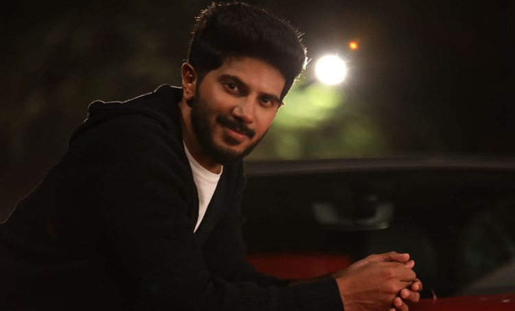 Dulquer Salmaans Hands Shake While Doing Intimate Scenes
