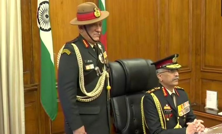 Mukund Naravane, Army Chief, മുകുന്ദ് നരവാനെ, കരസേന മേധാവി, pakistan, പാക്കിസ്ഥാൻ, iemalayalam