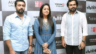 jyotika, karthi, jeethu joseph, thambi, thambi movie, thambi movie release, jyothika, thambi review, thambi movie review,