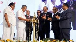 Kerala CM, കേരള മുഖ്യമന്ത്രി, Chief Minister Pinarayi Vijayan, മുഖ്യമന്ത്രി പിണറായി വിജയന്, Ascend kerala 2020,അസെന്ഡ് കേരള-2020, wage subsidy scheme, തൊഴിൽ സബ്സിഡി പദ്ധതി, wage subsidyfor new ventures,പുതിയ സംരഭങ്ങൾക്കു തൊഴിൽ സബ്സിഡി, Women employees,Global investors meet,ആഗോള നിക്ഷേപക സംഗമം, IE Malayalam, ഐഇ മലയാളം