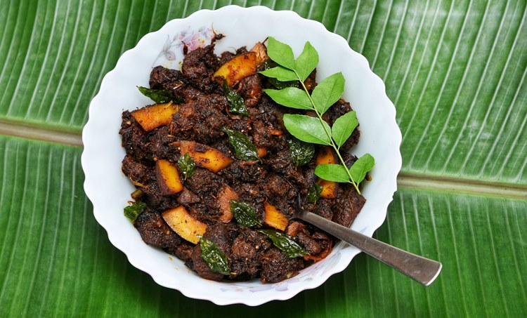 Beef fry, ബീഫ് ഫ്രെെ, Beef Ularthiyathu, ബീഫ് ഉലര്ത്തിയത്, Kerala tourism, കേരള ടൂറിസം, Beef, ബീഫ്, kerala tourism beef recipe,ബീഫ് ഉലര്ത്തിയതിന്റെ പാചക്കൂട്ടുമായികേരള ടൂറിസം,kerala tourism beef controversy, കേരള ടൂറിസം ബീഫ് വിവാദം, kerala news, കേരള ന്യൂസ്, Latest malayalam news, ലേറ്റസ്റ്റ് മലയാളം വാർത്തകൾ twitter trends, ie malayalam, ഐഇ മലയാളം