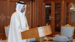 Qatar, ഖത്തർ, Qatar Prime minister,ഖത്തർ പ്രധാനമന്ത്രി,Sheikh Khalid bin Khalifa bin Abdelaziz Al Thani,ഷെയ്ഖ് ഖാലിദ് ബിന് ഖലീഫ ബിന് അബ്ദുള് അസീസ് അല് താനി, Qatar's new Prime minister Sheikh Khalid , ഖത്തറിന്റെ പുതിയ പ്രധാനമന്ത്രി ഷെയ്ഖ് ഖാലിദ്, Qatar Emir,ഖത്തർ അമീർ, Qatar Emir Sheikh Tamim bin Hamad Al Thani,ഖത്തർ അമീർ ഷെയ്ഖ് തമീം ബിന് ഹമദ് അല് താനി, Sheikh Abdullah bin Nasser Al Thani, ഷെയ്ഖ് അബ്ദുല്ല ബിന് നാസര് ഖലീഫ അല് താനി, Qatar world cup 2022,ഖത്തർ ലോക കപ്പ് 2022, Gulf news, ഗൾഫ് വാർത്തകൾ, Latest news, ലേറ്റസ്റ്റ് ന്യൂസ്, Malayalam news, മലയാളം ന്യൂസ്, ie malayalam, ഐഇ മലയാളം