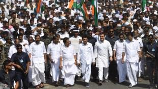 Rahul Gandhi, wayanad, save the constitution, രാഹുൽ ഗാന്ധി, rahul wayanad, രാഹുൽ ഗാന്ധി വയനാട്, rahul gandhi photos, ie malayalam, ഐഇ മലയാളം