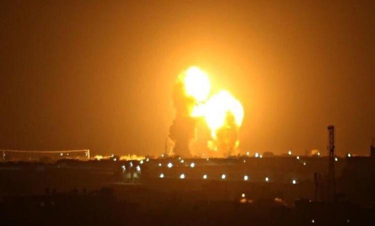 Iraq's Ain Al-Asad air base attack, അമേരിക്കയ്ക്ക് തിരിച്ചടിയുമായി ഇറാൻ, rocket attack, Qassem Soleimani killing, donald trump, world news, indian express, iemalayalam, ഐഇ മലയാളം