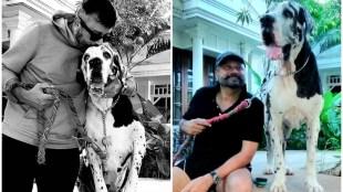 Jayaram, ജയറാം, Jayaram pet dog, Jayaram photos, Indian express Malayalam, IE malayalam, ഇന്ത്യൻ എക്സ്പ്രസ് മലയാളം, ഐ ഇ മലയാളം