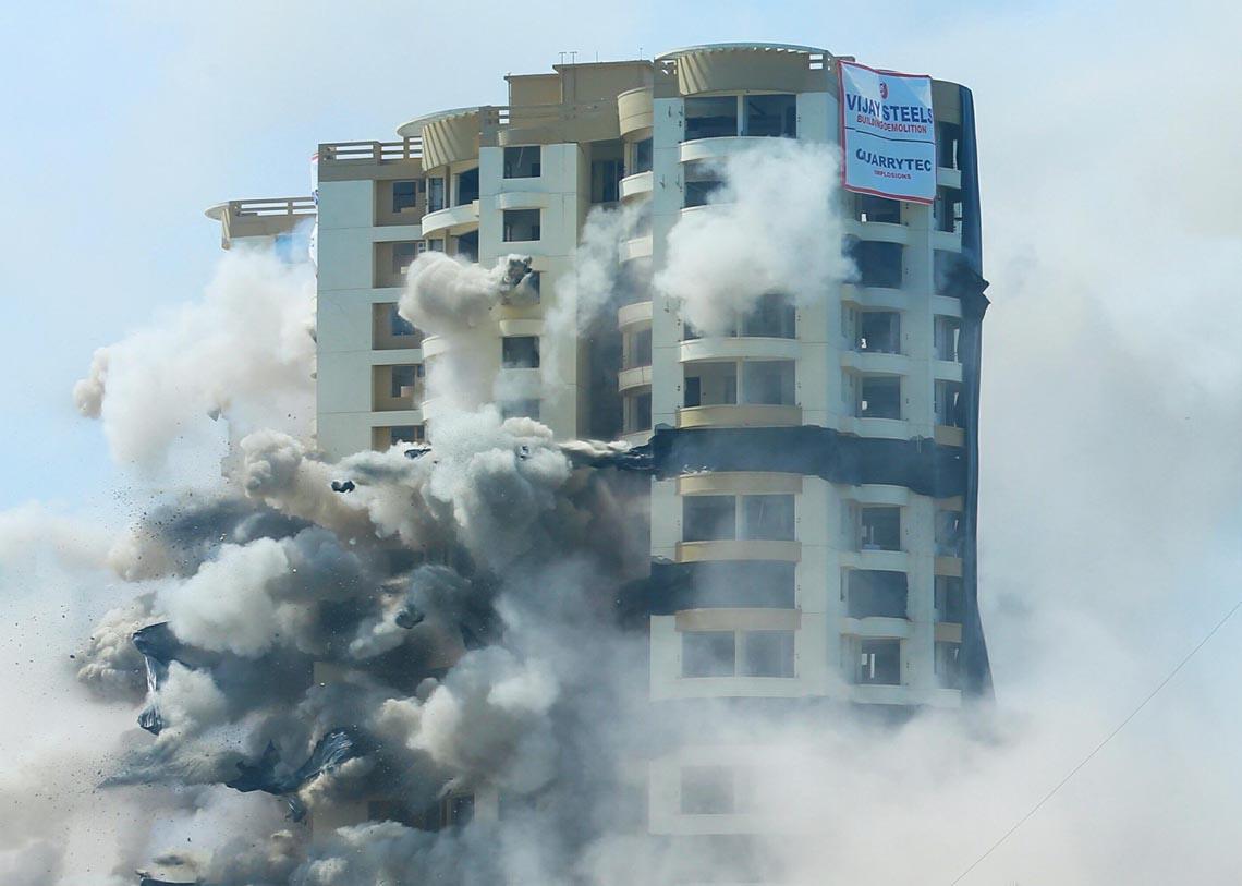 Maradu flat, ie malayalm