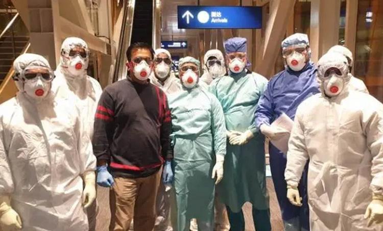 Corona Virus China