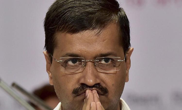 Kejriwal Delhi Riot