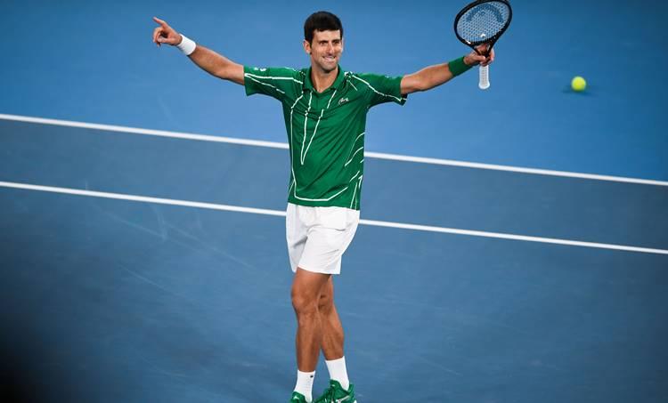 Novak Djokovic, ie malayalam