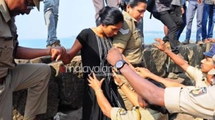 Kannur Murder Saranya Mother killed Son