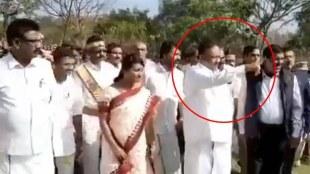 Dindigul C Srinivasan, ഡിണ്ടിഗല് സി ശ്രീനിവാസൻ, Tamil Nadu ministerDindigul C Srinivasan, തമിഴ്നാട് മന്ത്രി ഡിണ്ടിഗല് സി ശ്രീനിവാസൻ, AIADMK MinisterDindigul C Srinivasan, എഐഎഡിഎംകെ മന്ത്രിഡിണ്ടിഗല് സി ശ്രീനിവാസൻ,Mudumalai Tiger Reserve, മുതുമല കടുവാ സംരക്ഷണകേന്ദ്രം, Latest news, ie malayalam, ഐഇ മലയാളം