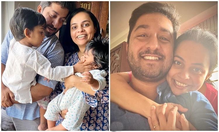 Vineeth Sreenivasan, വിനീത് ശ്രീനിവാസന്, vineeth Sreenivasan son, വിനീത് ശ്രീനിവാസന്റെ മകൻ, vineeth sreenivasan wife, vineeth sreenivasan, sreenivasan, iemalayalam