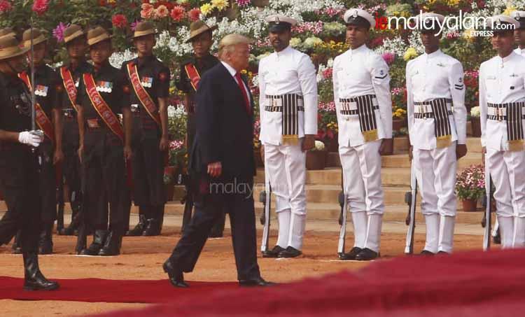 Donald Trump, narendra modi, ie malayalam